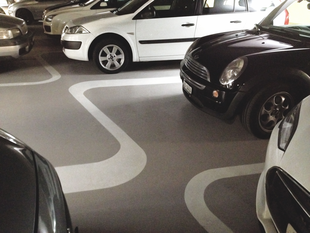 Schmid+Boesch LiB-AG Parking