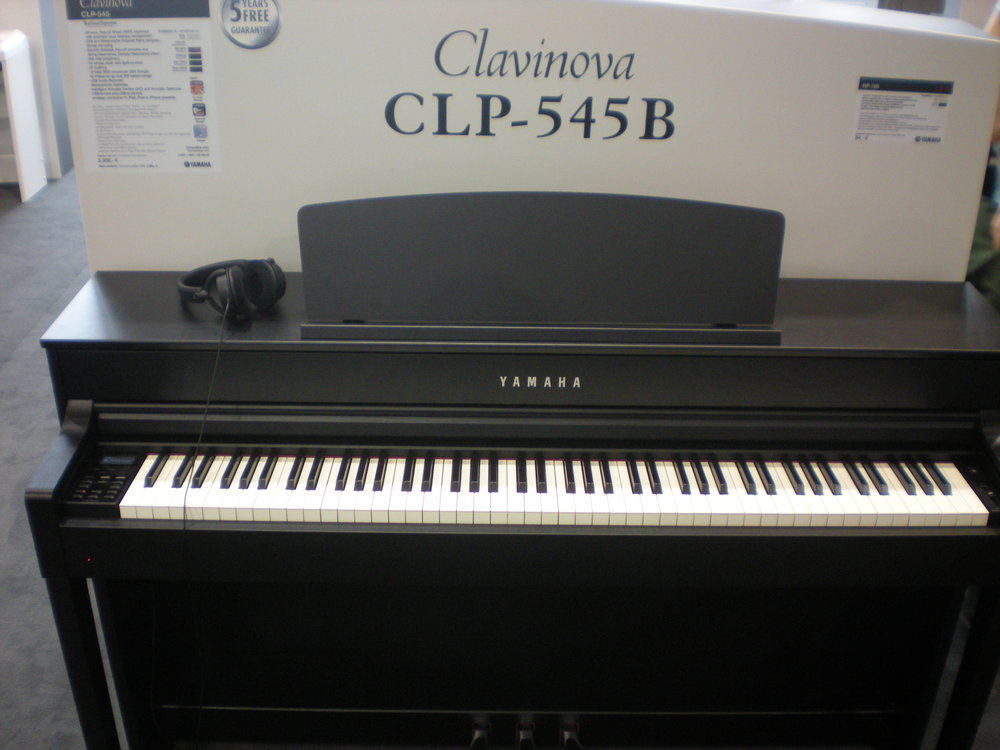 Clavinova CLP-545