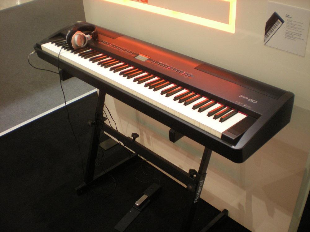 por wnanie modeli pianin cyfrowych roland elpiano nasz pasj s pianina. Black Bedroom Furniture Sets. Home Design Ideas