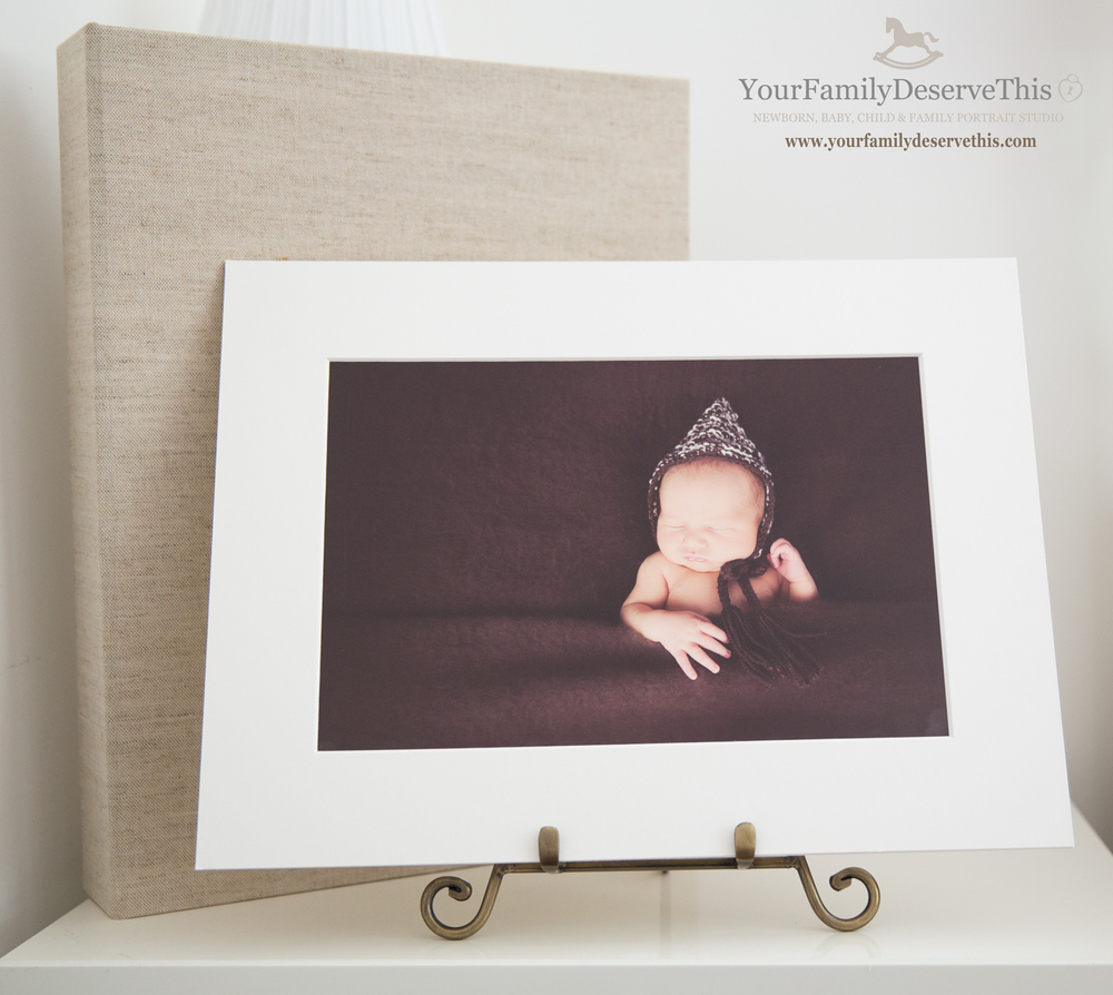 Our gorgeous Big Beautiful Keepsake Folios are our most popular product, it's   two products in one   - an album and keepsake plus the mounted photographs are ready to display using the easel supplied or can go straight in to your favourite frames - wall art and an album!   www.yourfamilydeservethis.com
