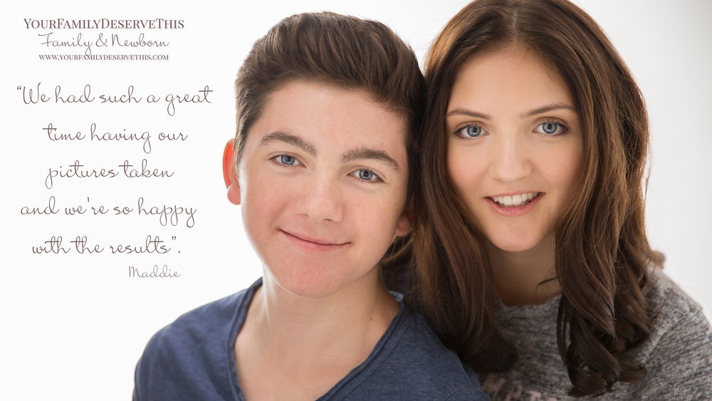 brother and sister happy together - photographer YourFamilyDeserveThis Photography Studio Tadley Hampshire.jpg