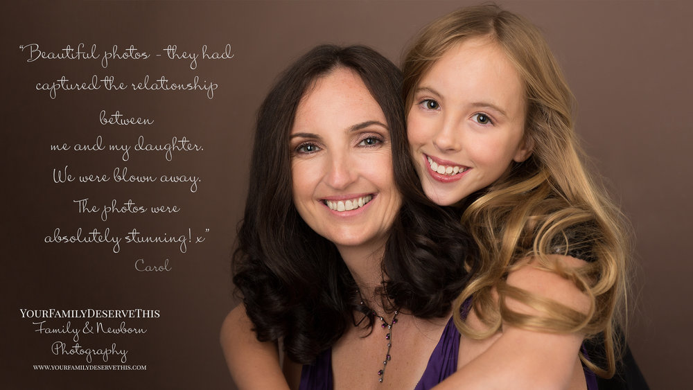young girl hugging her mum - photographer YourFamilyDeserveThis Photography Studio Tadley Hampshire.jpg