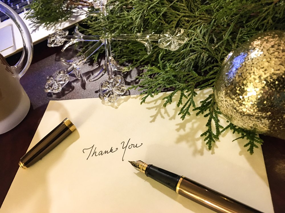 How will you say 'thank you' this Christmas?  www.yourfamilydeservethis.com