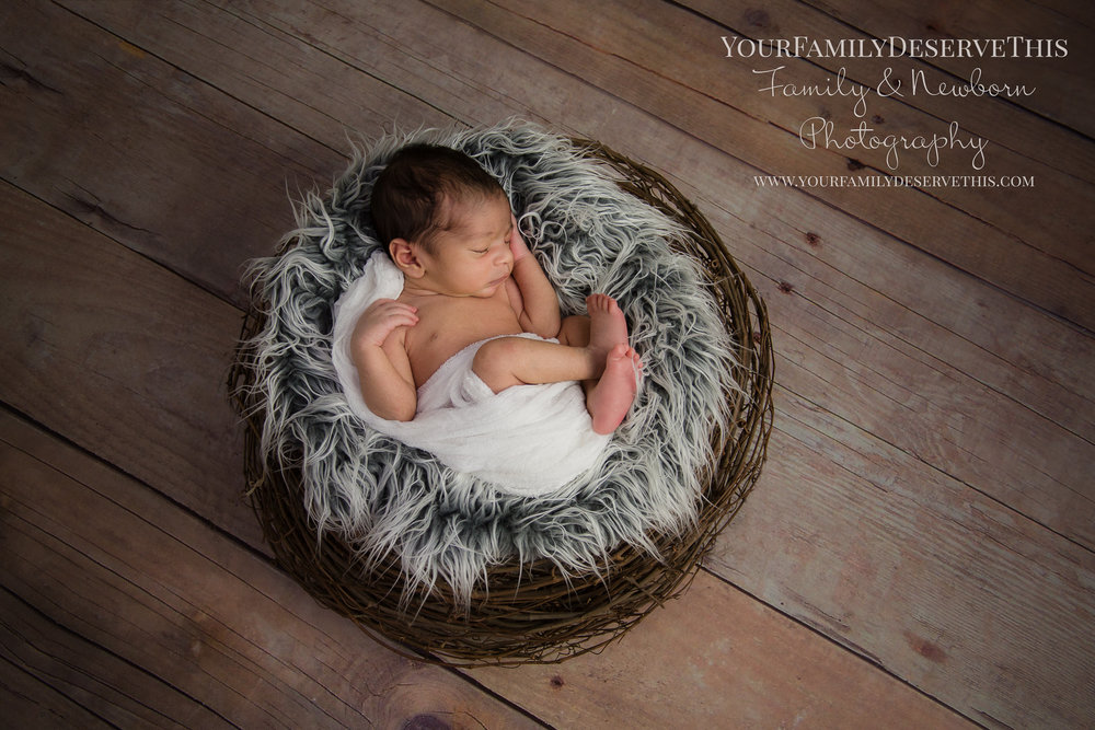 Of course, this is how all baby's arrive… Our newborn nest portrait is one of the most popular with our parents. yourfamilydeservethis.com