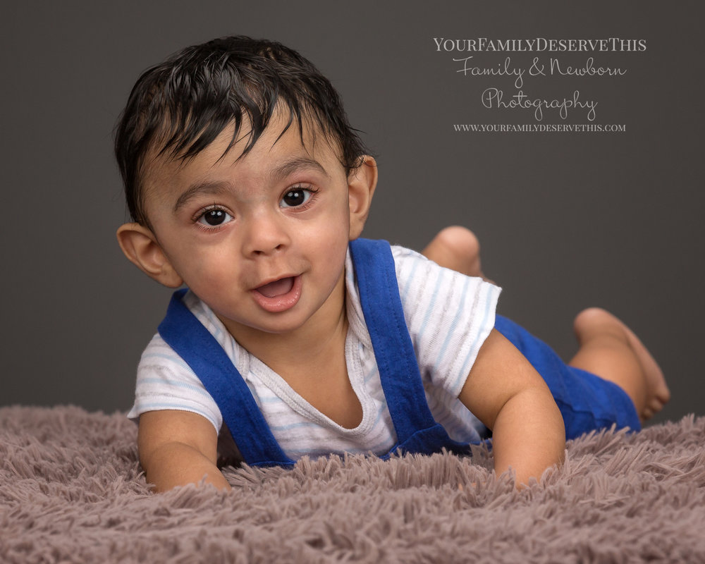Tummy time… This is a great opportunity to get up close with a few of these baby photographs. yourfamilydeservethis.com