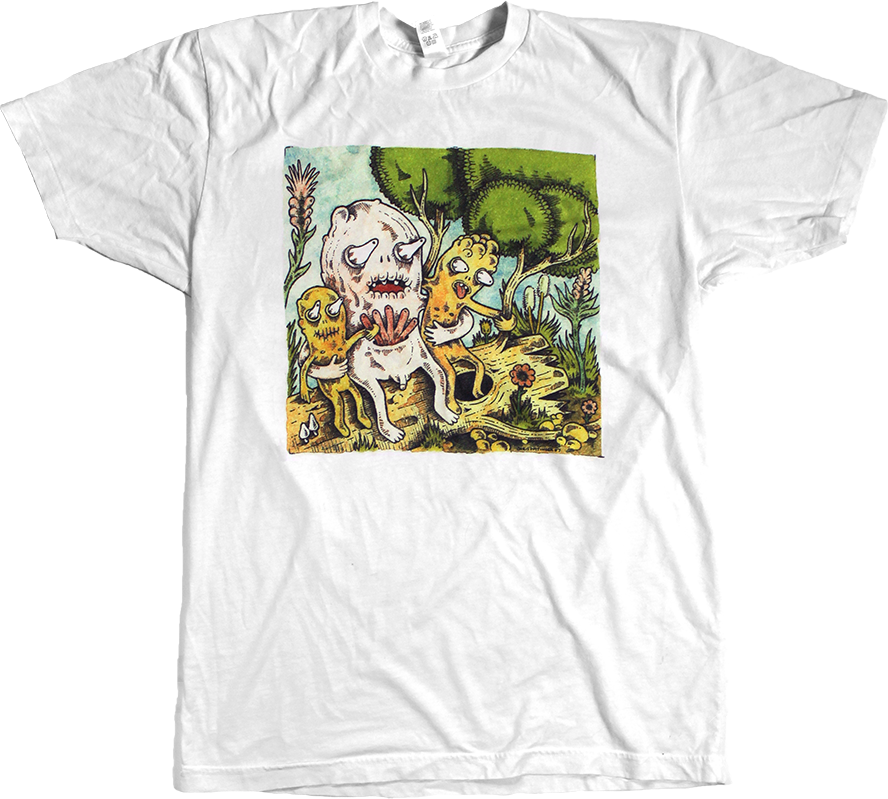 T-SHIRT GALLERY — Tasty Soil Records   Art 561bc1d6916
