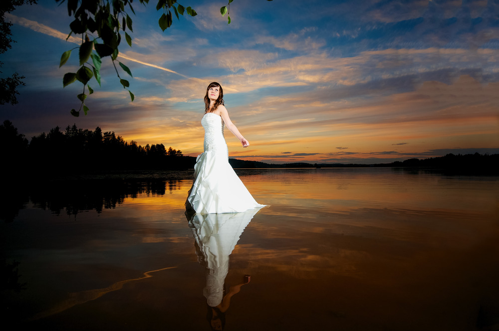 Trash the Dress & yksittäiskuvia