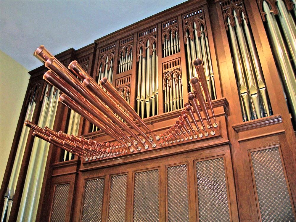 Casavant Pipe Organ