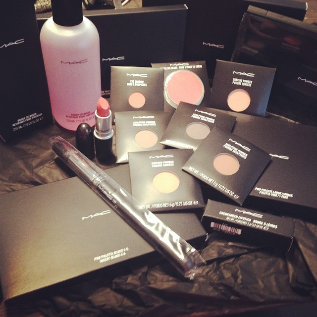 #mac #haul #makeup #humanahumana