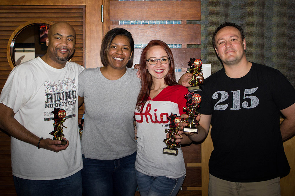 2017 Bowling Fundraiser -