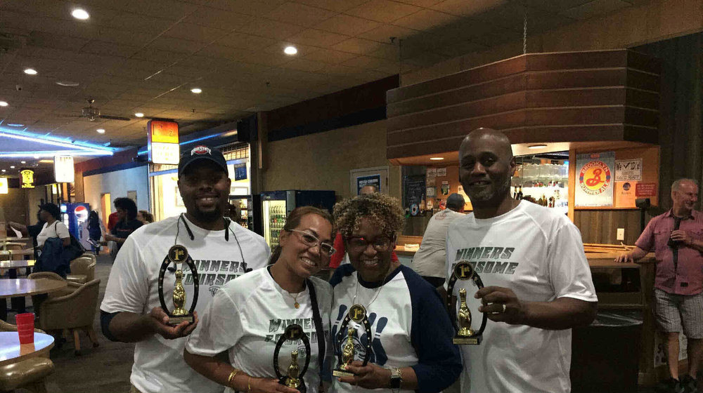 2018 Bowling Fundraiser -