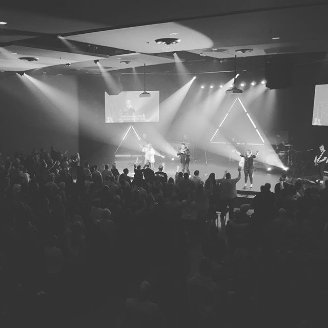 JESUS!!! 🔥🔥🔥 We can't wait to continue the celebration tomorrow at 9:30 & 11:15am for Easter Sunday Gatherings! #EasterAtDayspring #Easter #OnlyJesus #EmptyTomb #BringAFriend