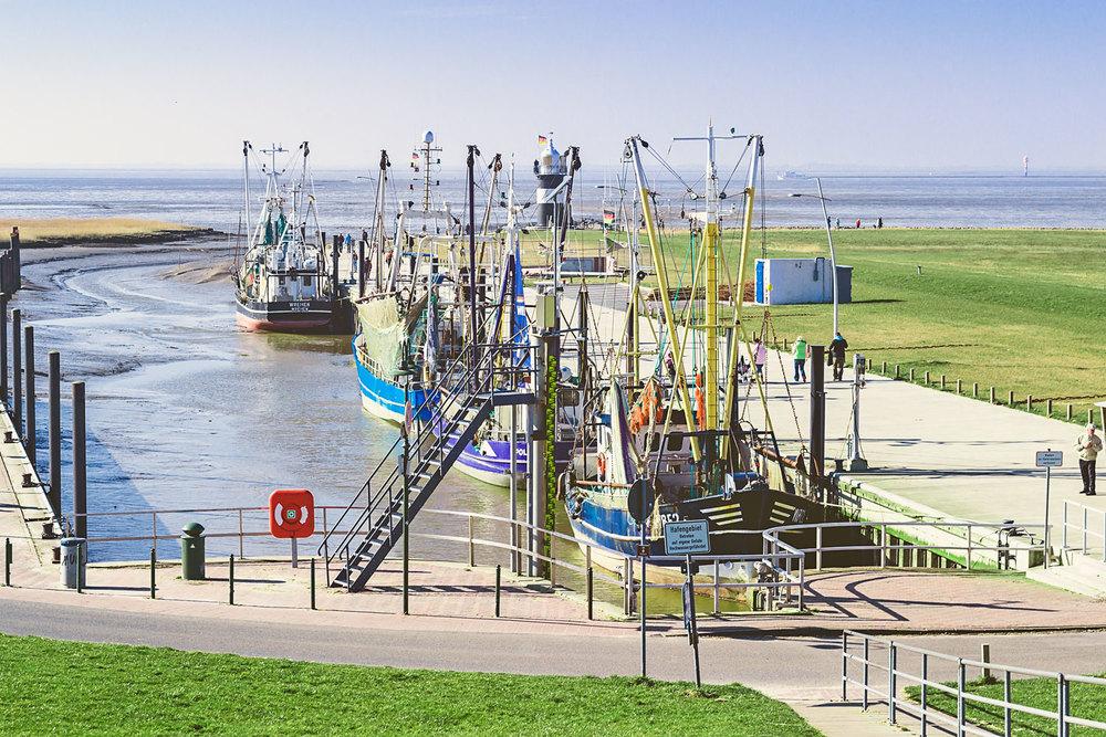 Wremen Fischerhafen