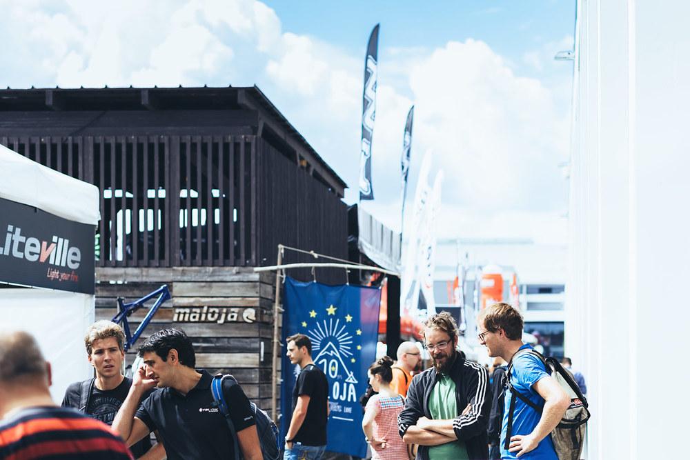 Fahrrad-Fachmesse in Friedrichshafen