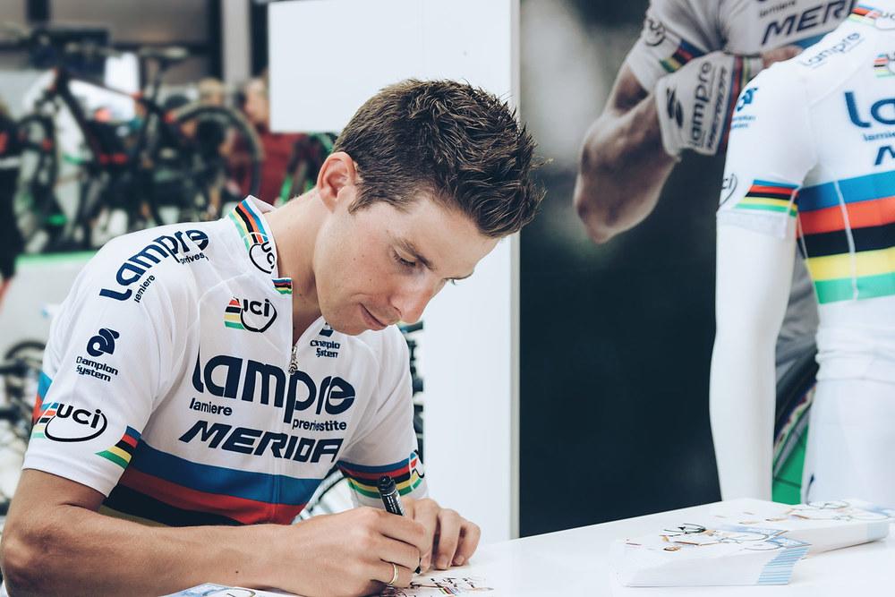 Rui Costa Autogramme