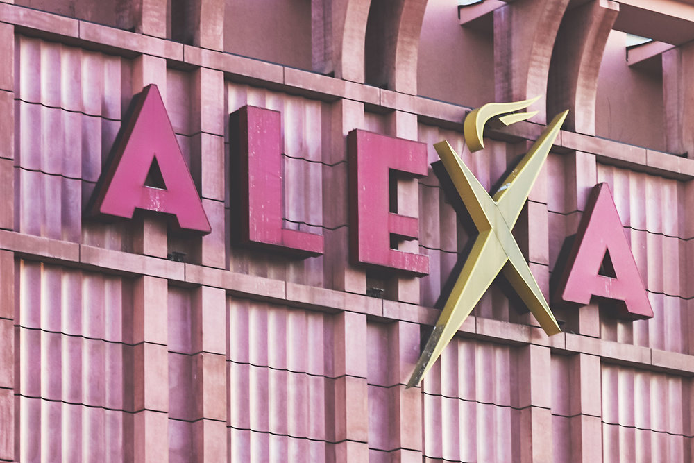 Alexa Einkaufszentrum Berlin