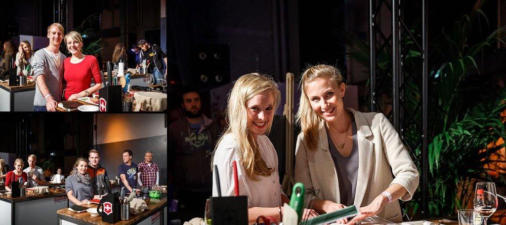 Workshop-Teilnehmer auf der eat&STYLE München | Fotograf Peter Meyer | pm-modus