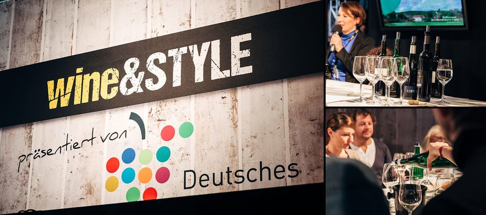 wine&STYLE auf der eat&STYLE München | Fotograf Peter Meyer | pm-modus.com