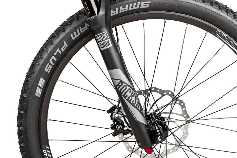 Produktbild Vorderrad Schwalbe Tires RockShox Gabel