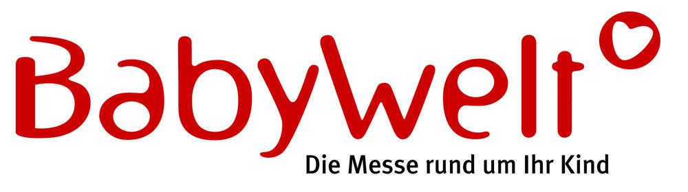 Logo der Babywelt-Messe, der Messe rund um Ihr Kind