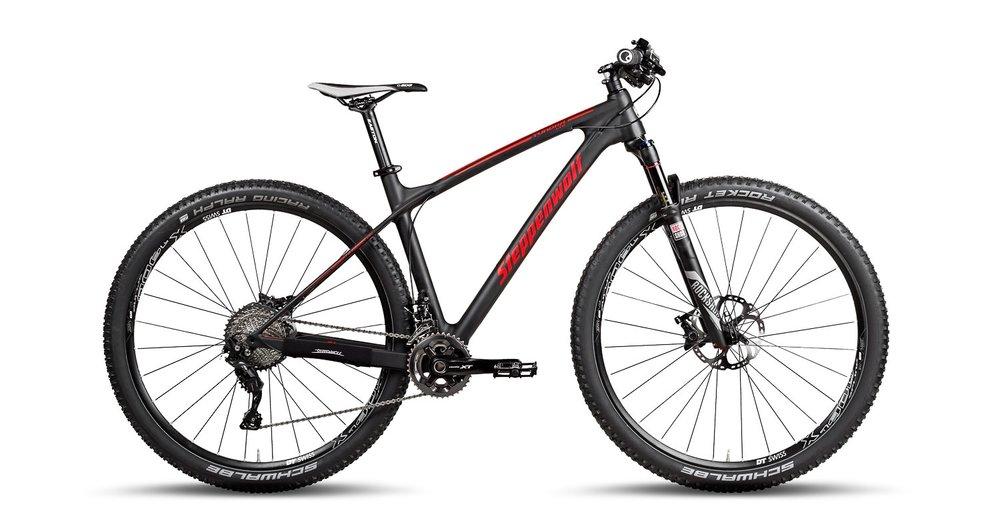 Fahrrad Produktfoto Freisteller vom Steppenwolf Tundra Carbon Hardtail MTB