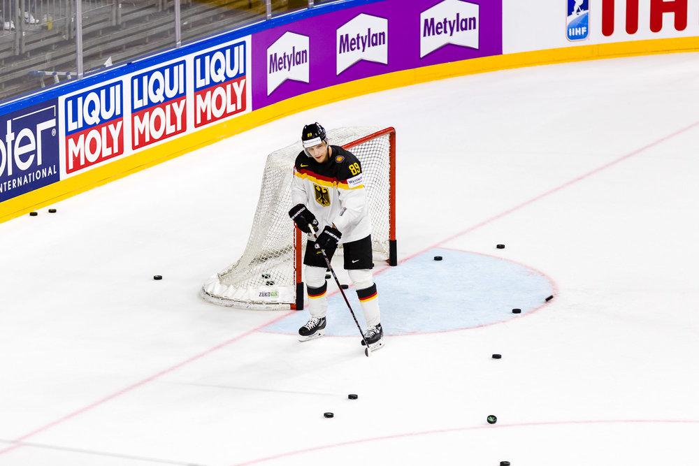 Warmup-Eishockey-Weltmeisterschaft