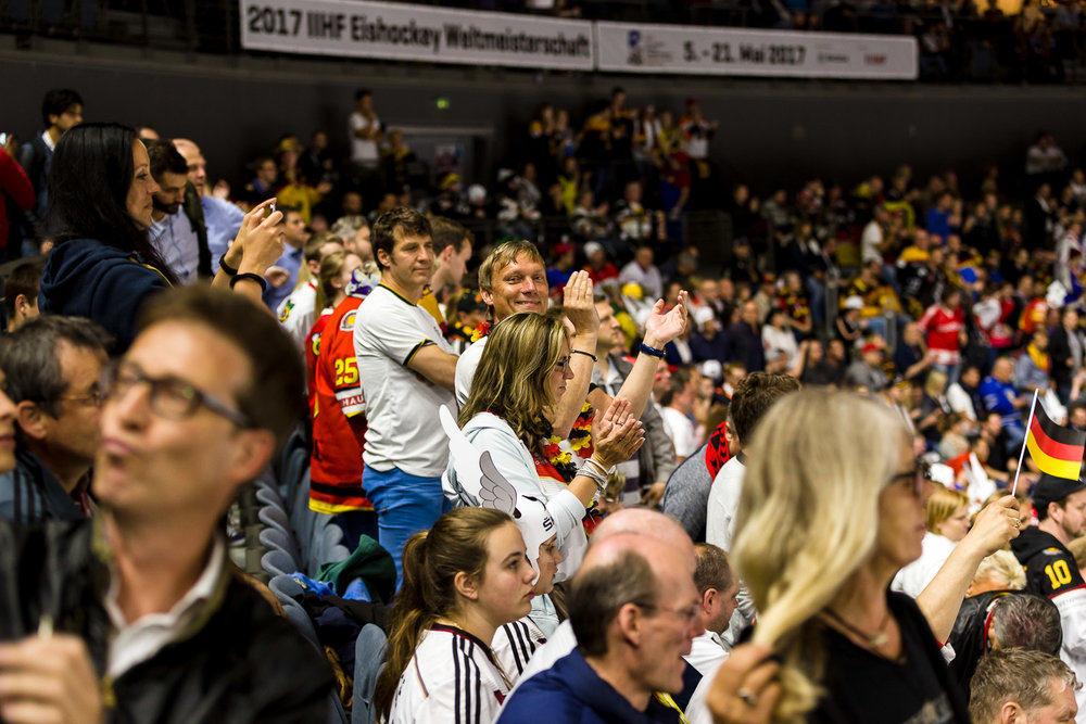 Standing Ovations in der Kölner Lanxess-Arena