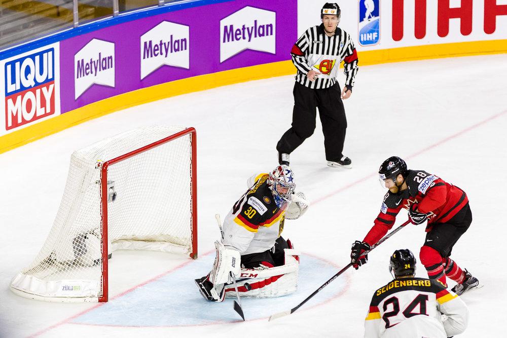 Eishockey-WM-Deutschland-Kanada-Grubauer-Viertelfinale