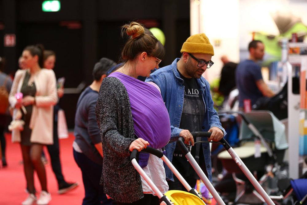 Babywelt-Dornbirn-Messe-Eltern-Kinder-Messefotograf