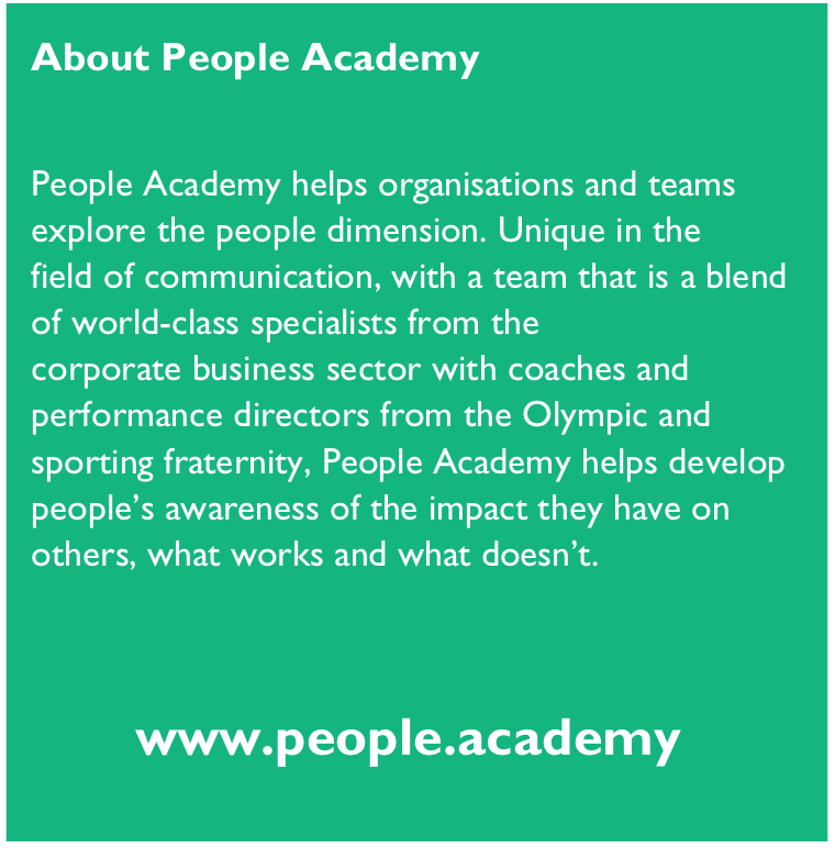 About People Academy
