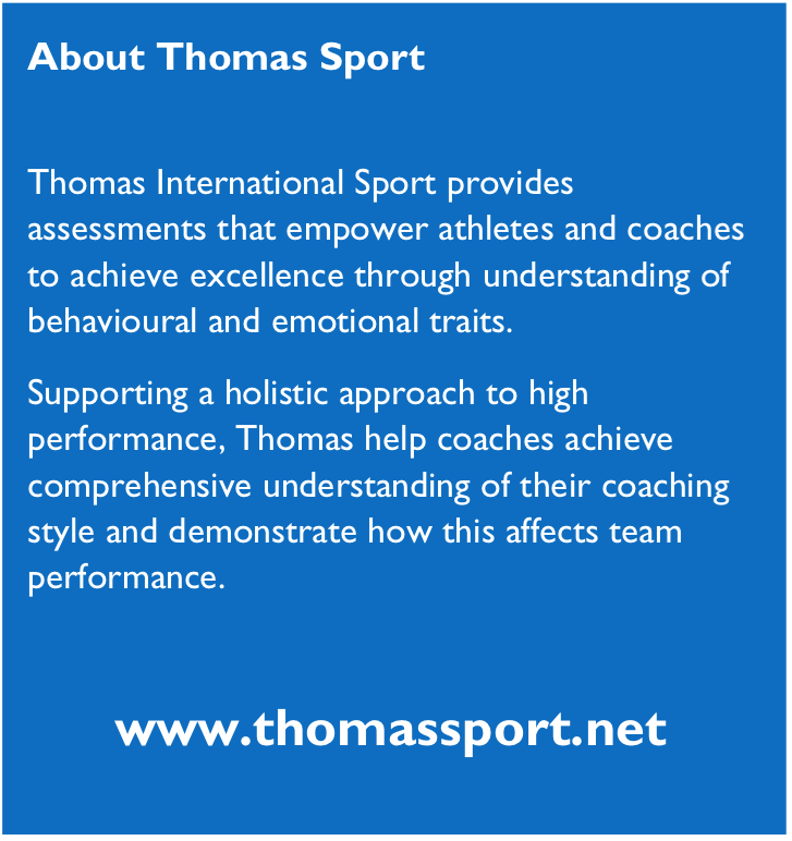 About Thomas Sport People Academy