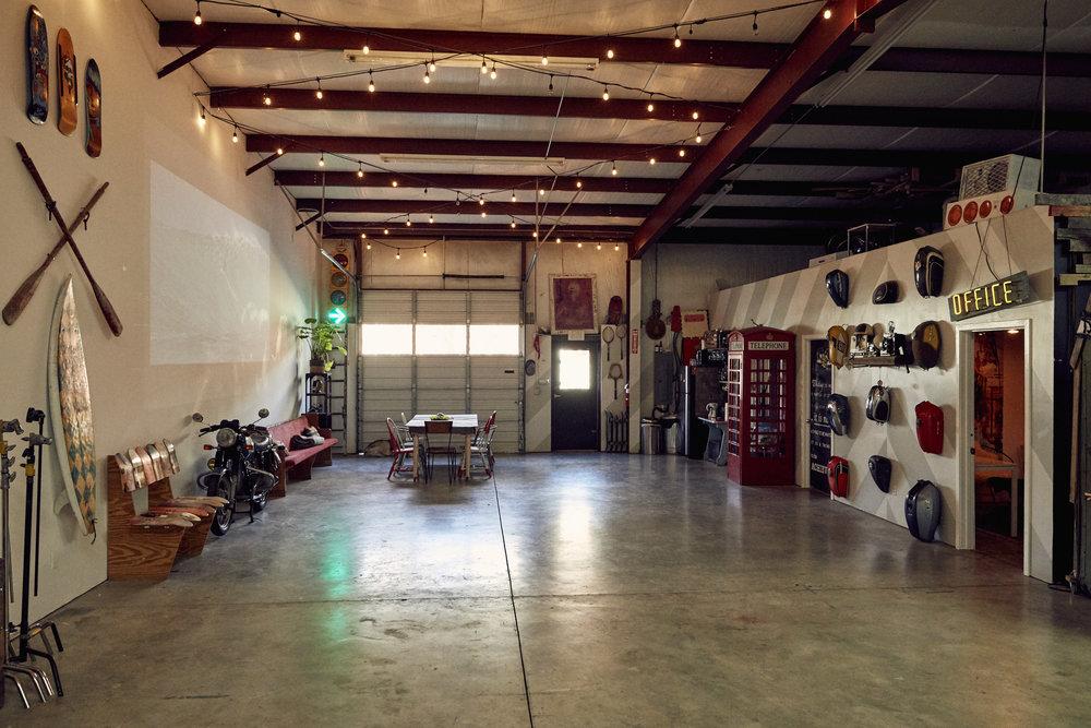 Lawton Miles Studio