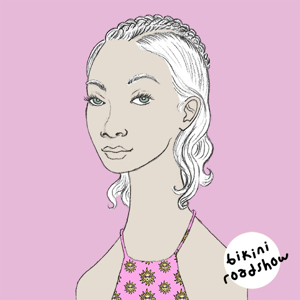 bikini roadshow single braid