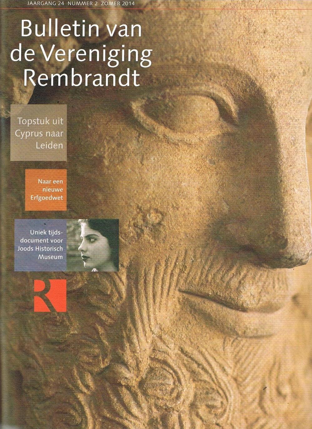 Bulletin van de Vereniging Rembrandt.jpg