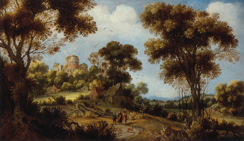 Gillis Wooded Landscape.jpg