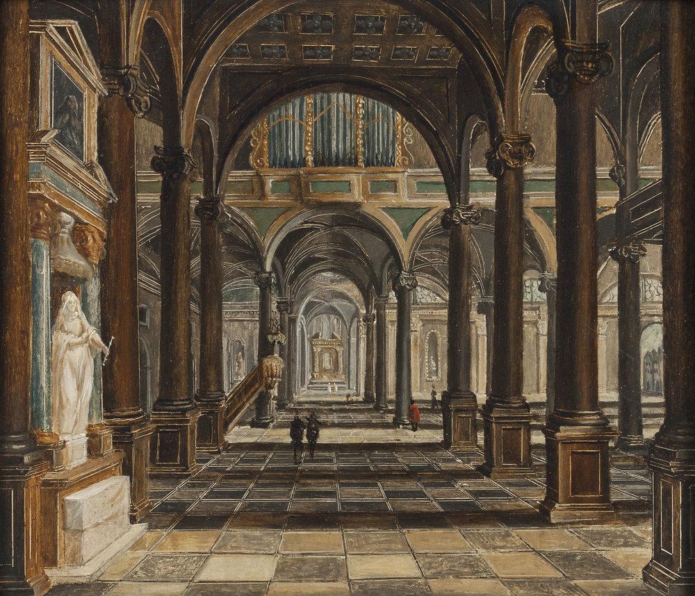 Stocklin - A Church Interior.jpg