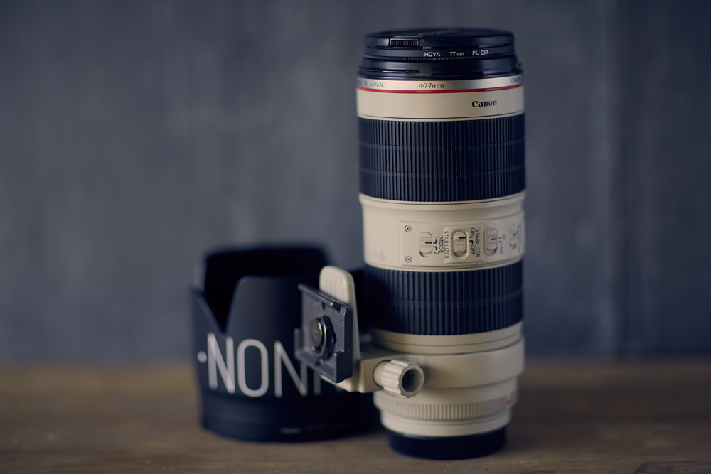 Canon 70-200IS MKii 2.8L
