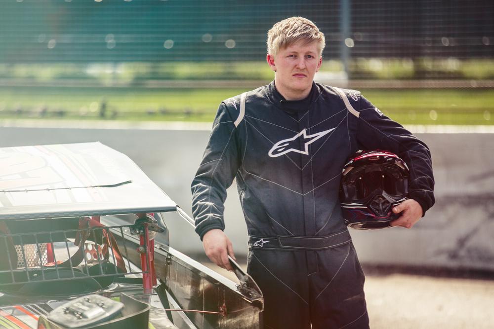 James Harris: Driver