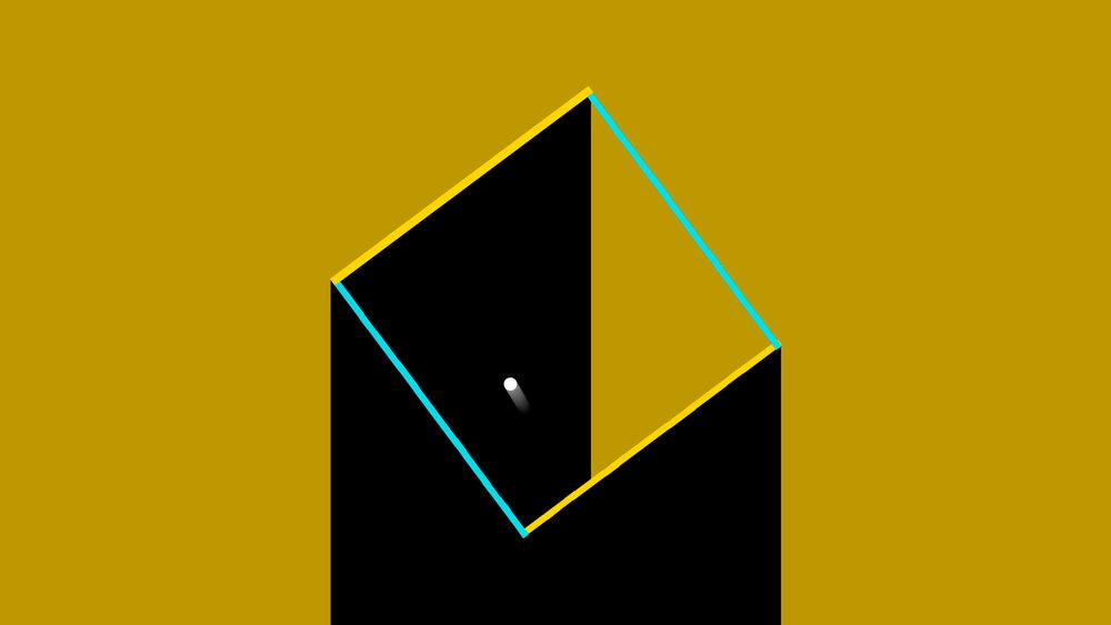 Maquette d'un écran de jeu