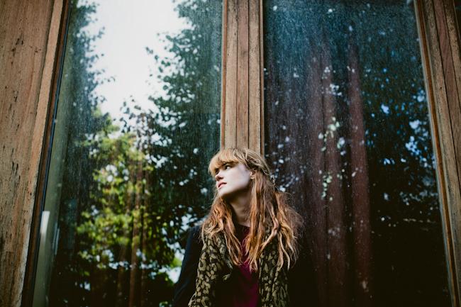Portrait by Marit Lissdaniels