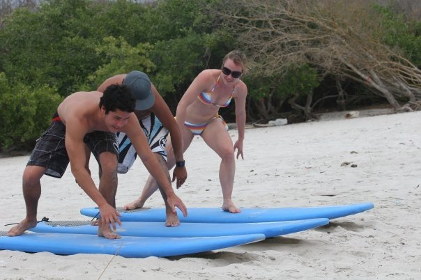 Basics on the Beach with Geo!