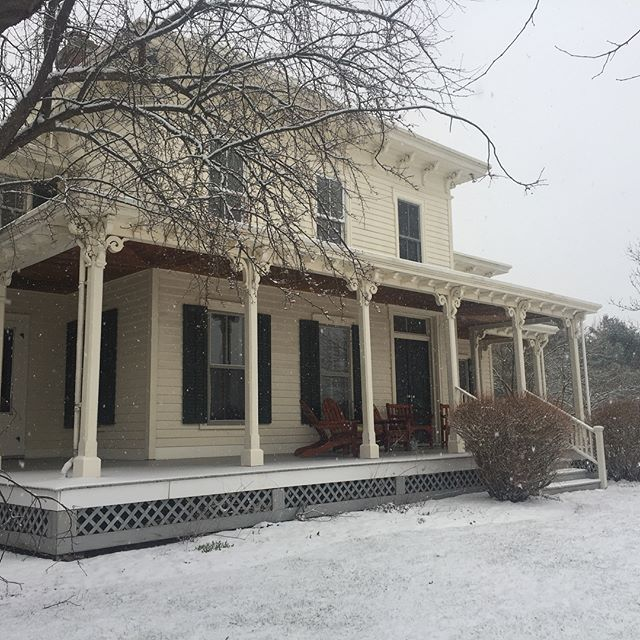 Just closed the ten week spring session at Ledig House in NY, from snow to summer heat, with the most incredible writers from around the world. It's meant more to me than I can say.