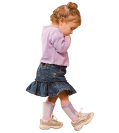 Pediatric lower extremity bracing