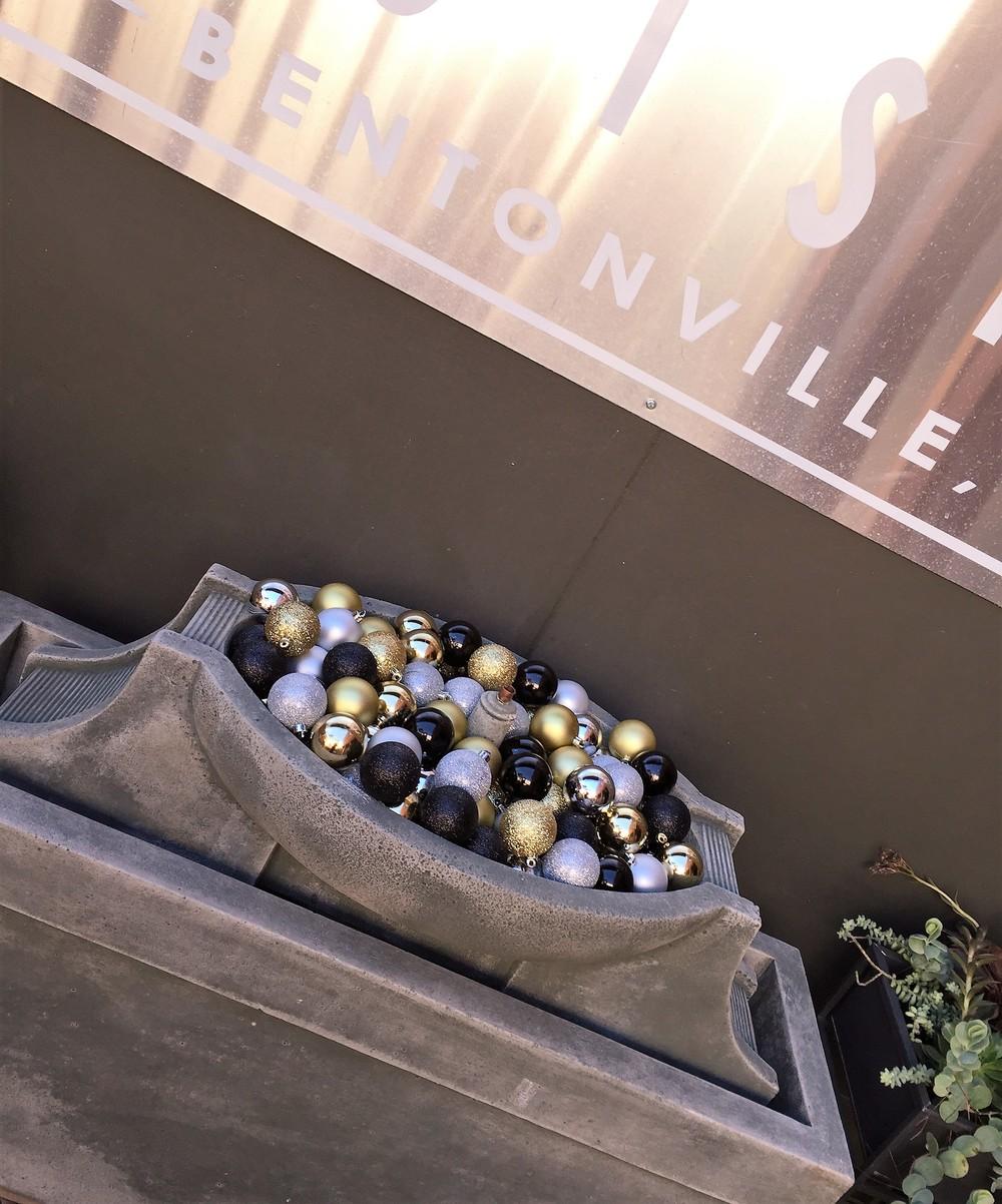 THRIVE Bentonville Holiday Decor