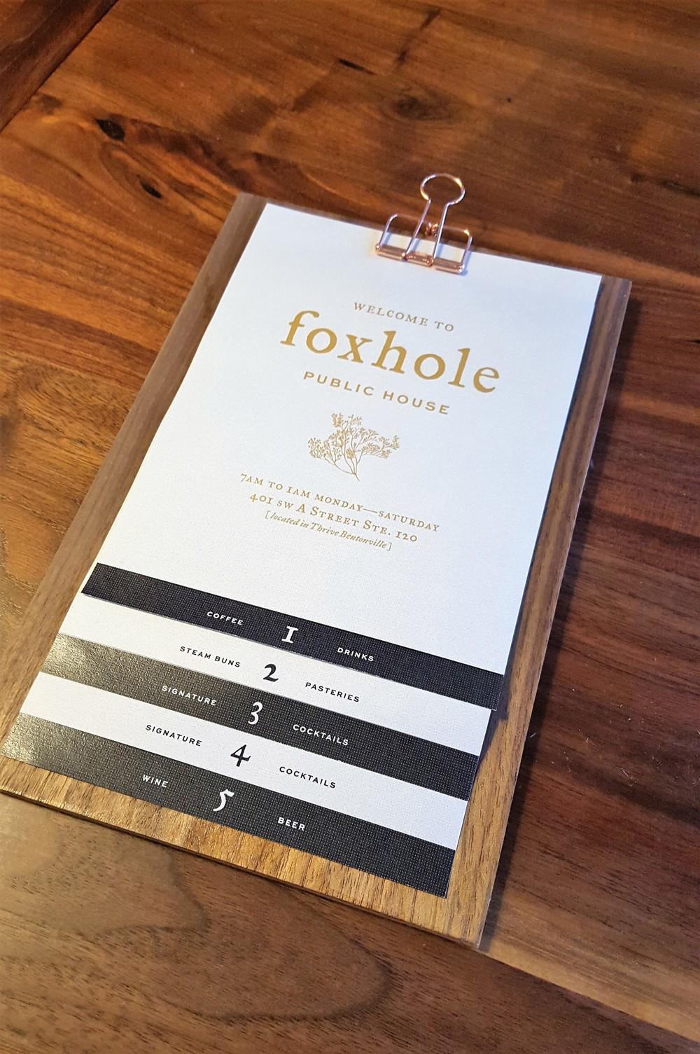 Foxhole at THRIVE