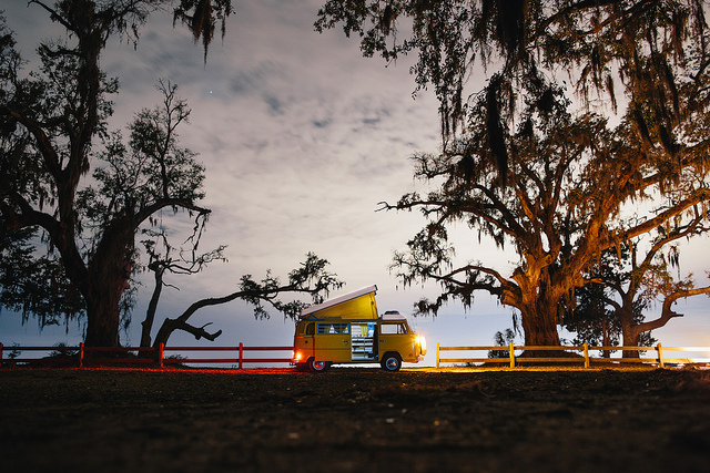 Van Life: Grassy Point, Florida  on Flickr.