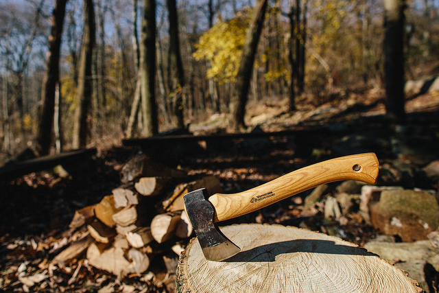hatchet on Flickr. I spent a few days in southern PA with some pals and some hatchets.