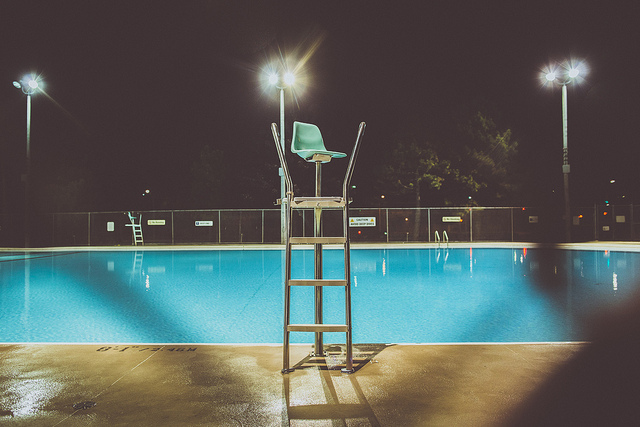 Outdoor Pool on Flickr.