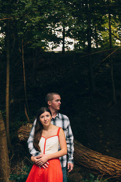 Amanda + Kevin on Flickr. Today I shot my sister and her FIancé's Engagement shoot. Here is one of the photos!