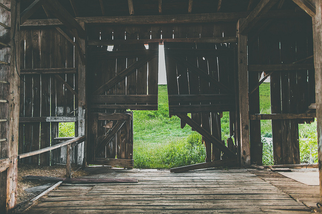 Barn Doors  on Flickr.